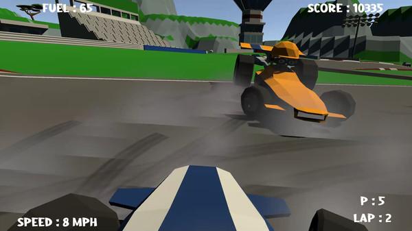 Скриншот №12 к Ragtag Racing