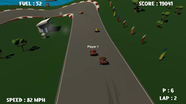 Скриншот №20 к Ragtag Racing