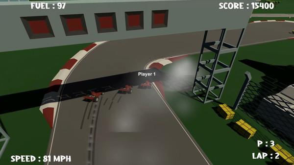 Скриншот №17 к Ragtag Racing