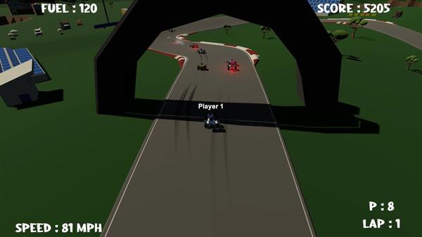 Скриншот №3 к Ragtag Racing