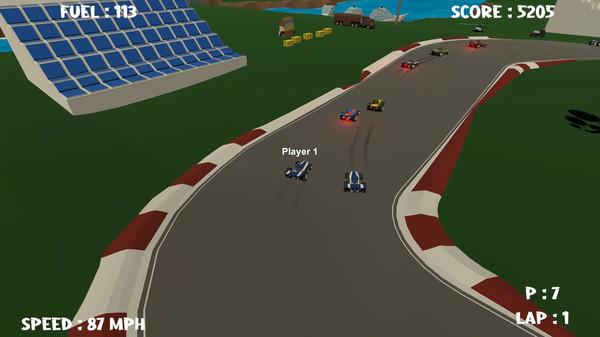 Скриншот №13 к Ragtag Racing