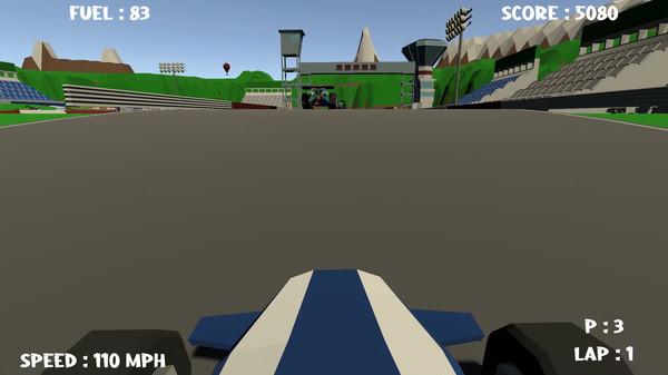 Скриншот №5 к Ragtag Racing