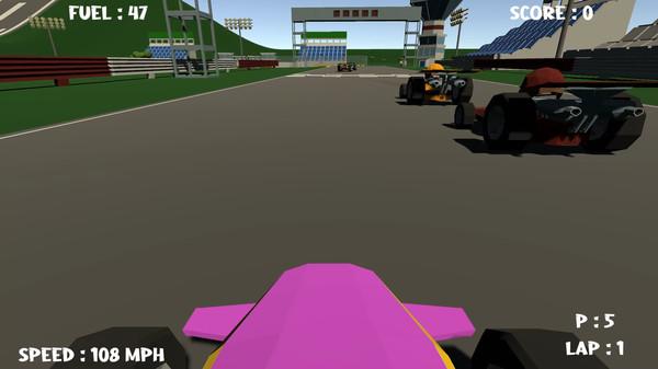 Скриншот №7 к Ragtag Racing
