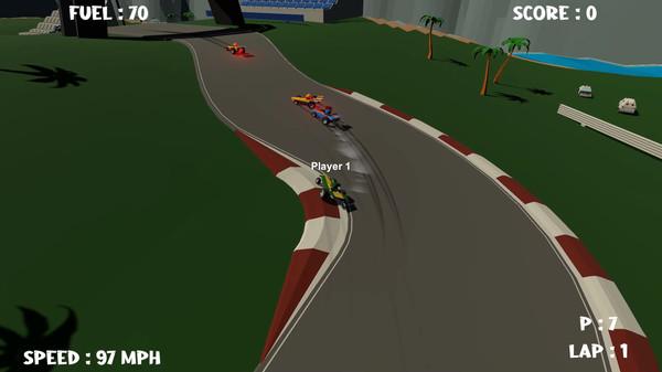 Скриншот №29 к Ragtag Racing