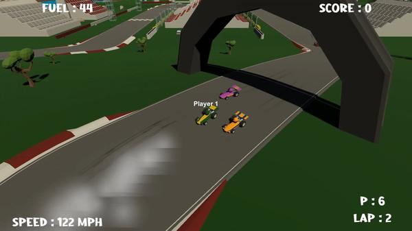 Скриншот №23 к Ragtag Racing