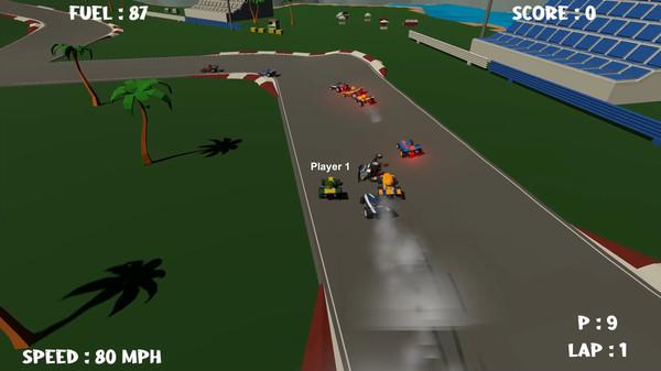 Скриншот №27 к Ragtag Racing