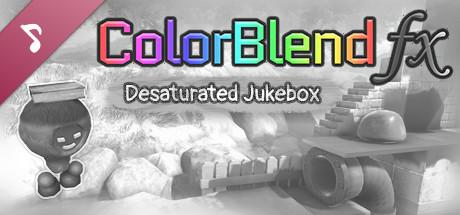 ColorBlend FX: Desaturated Jukebox