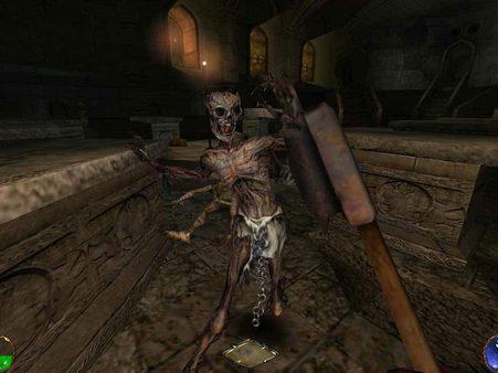 Скриншот №1 к Arx Fatalis