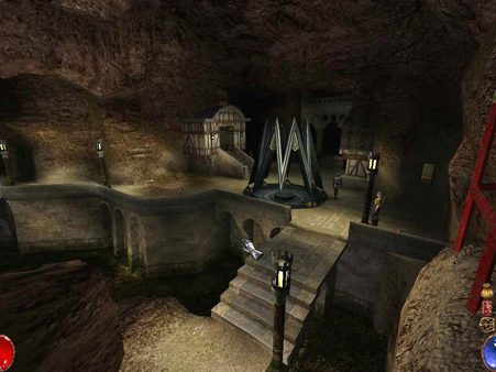 Скриншот №5 к Arx Fatalis