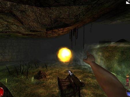 Скриншот №7 к Arx Fatalis