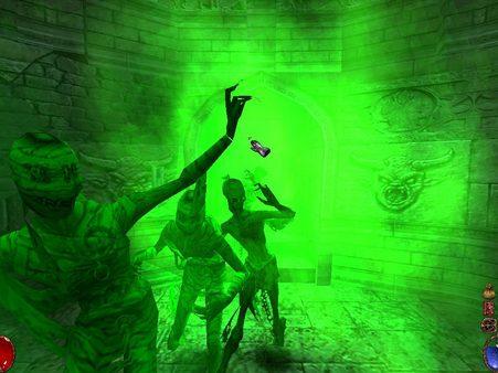 Скриншот №9 к Arx Fatalis