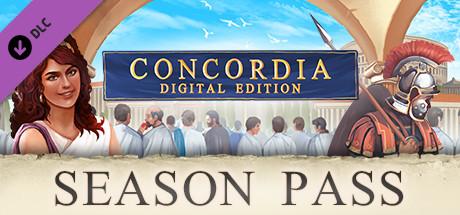 Concordia: Digital Edition - Season Pass