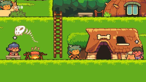Cavegirl Adventures screenshot