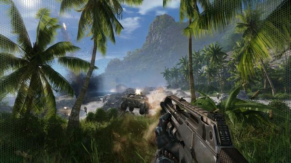 скриншот Crysis Remastered 4