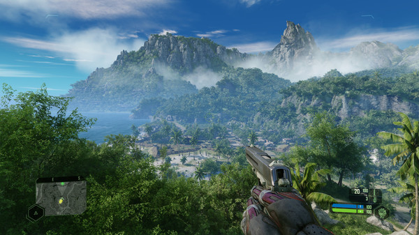 скриншот Crysis Remastered 2