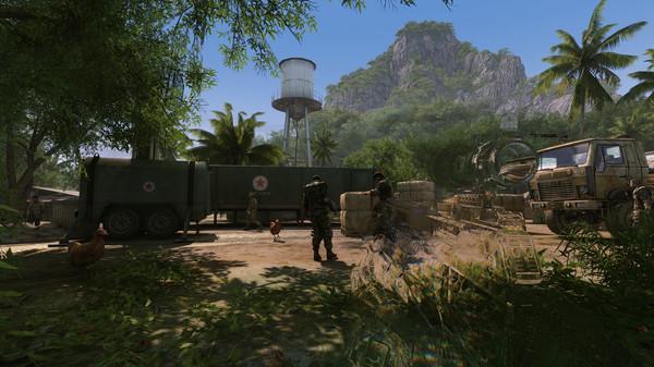 скриншот Crysis Remastered 5