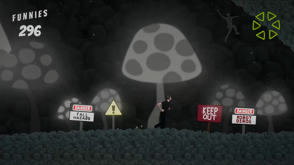 Screenshot of Jerma's Big Adventure