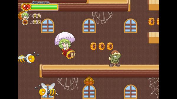 YuuYuu Jiteki no Yuukarin screenshot