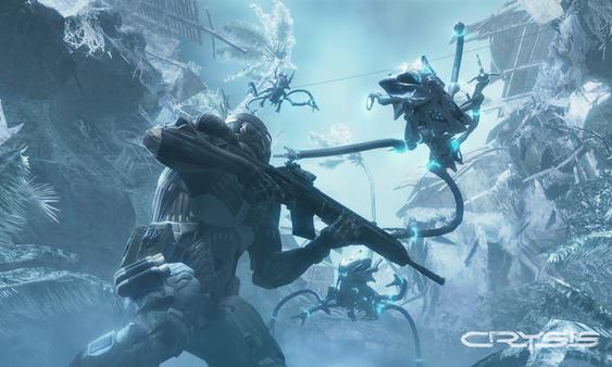 скриншот Crysis 1