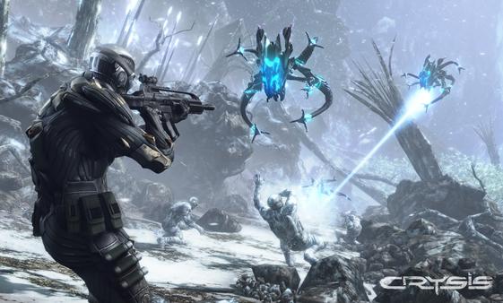 Скриншот №3 к Crysis