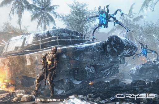 Скриншот №5 к Crysis