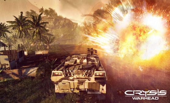 Скриншот №1 к Crysis Warhead®