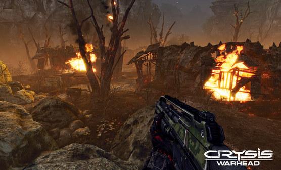 Скриншот №2 к Crysis Warhead®