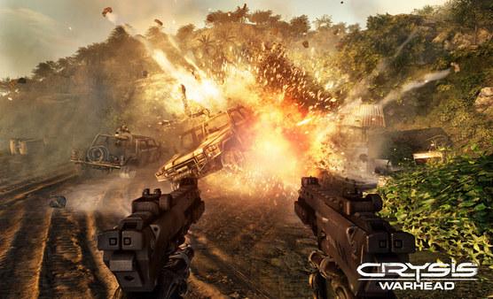 Скриншот №4 к Crysis Warhead®