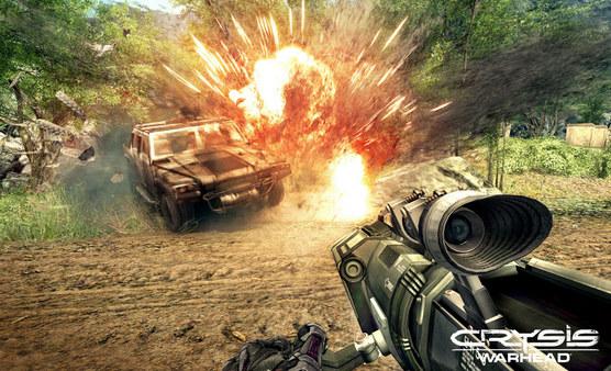 Скриншот №7 к Crysis Warhead®