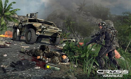Скриншот №8 к Crysis Warhead®