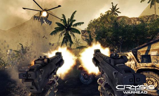 Скриншот №10 к Crysis Warhead®