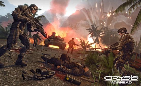 Скриншот №11 к Crysis Warhead®