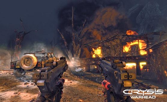 Скриншот №13 к Crysis Warhead®