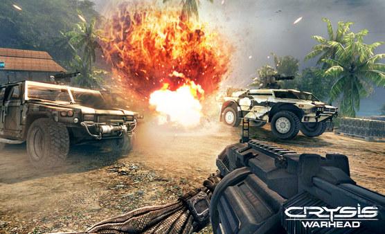 Скриншот №14 к Crysis Warhead®