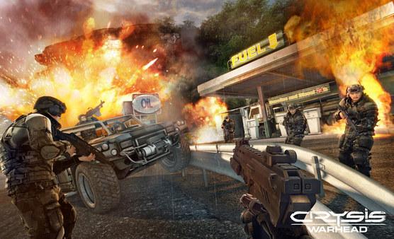 Скриншот №15 к Crysis Warhead®