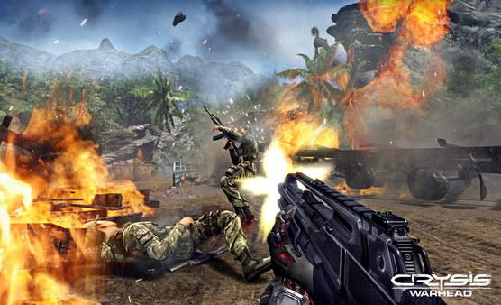 Скриншот №16 к Crysis Warhead®