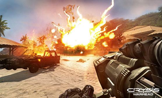 Скриншот №17 к Crysis Warhead®