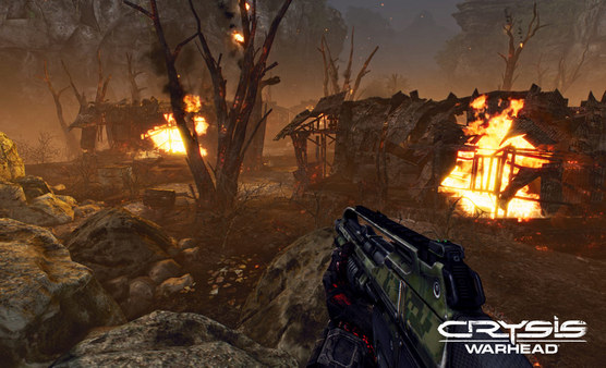 Скриншот №18 к Crysis Warhead®