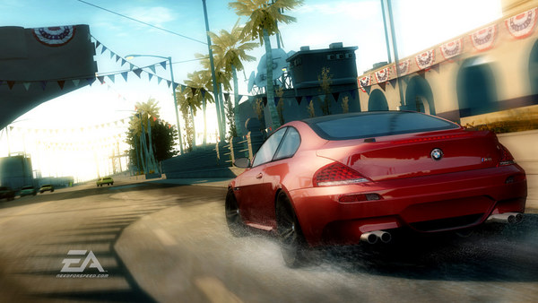 Скриншот №3 к Need for Speed Undercover