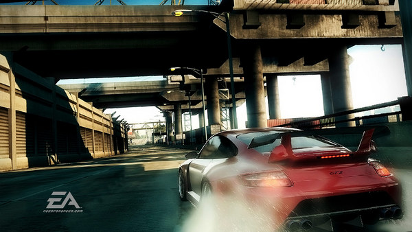 Скриншот №4 к Need for Speed Undercover