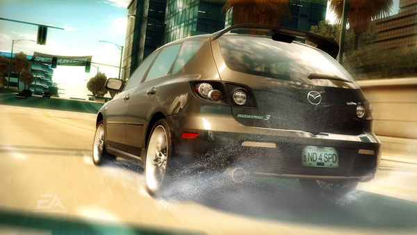 Скриншот №5 к Need for Speed Undercover