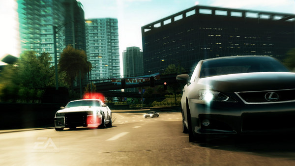 Скриншот №6 к Need for Speed Undercover