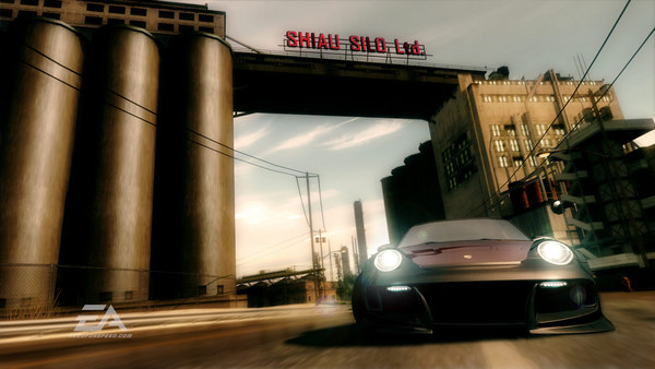 Скриншот №7 к Need for Speed Undercover