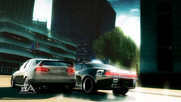 Скриншот №8 к Need for Speed Undercover