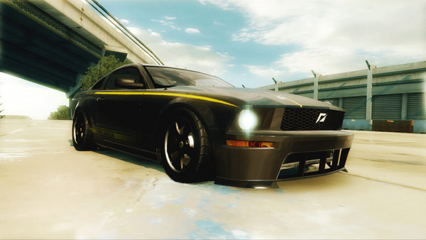 Скриншот №9 к Need for Speed Undercover