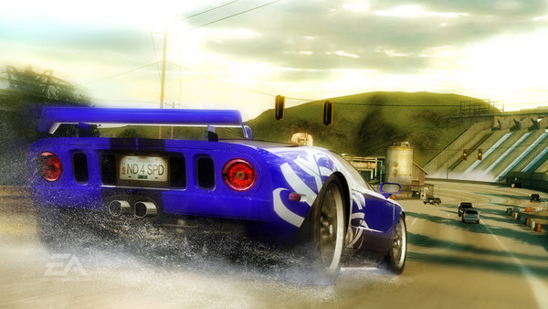Скриншот №10 к Need for Speed Undercover