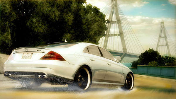 Скриншот №11 к Need for Speed Undercover