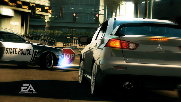Скриншот №12 к Need for Speed Undercover