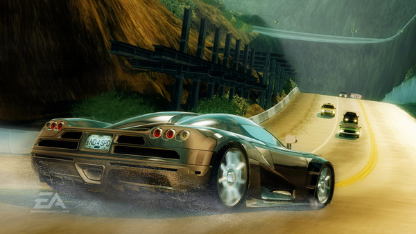 Скриншот №14 к Need for Speed Undercover