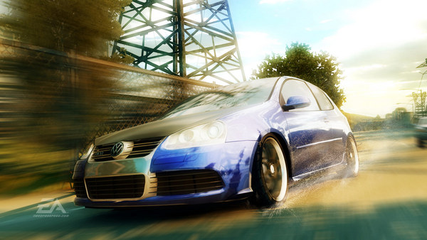 Скриншот №15 к Need for Speed Undercover